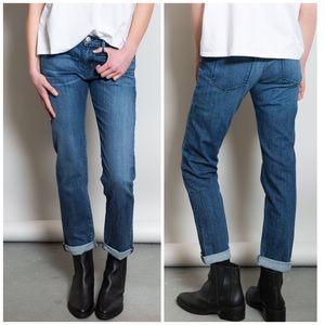3x1 New York W2 mid rise boyfriend jeans in Kos